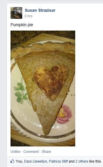 Susan pie